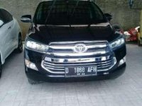 2017 Toyota Kijang Innova V dijual