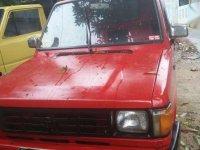 Toyota Kijang 1986MPV dijual