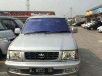 2002 Toyota Kijang LGX 1.8 dijual