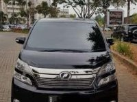 2012 Toyota Vellfire X dijual