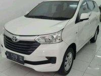 Toyota Avanza E 2016 dijual