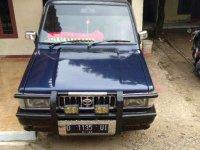 Toyota Kijang SSX 1996 dijual