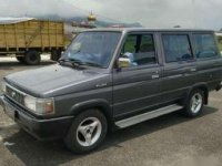 Toyota Kijang LGX-D 1995 MPV dijual