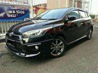 2016 Toyota Yaris type S Limited dijual