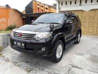 2013 Toyota Fortuner G Luxury dijual