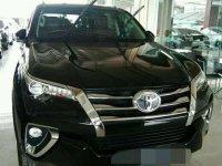 Toyota Fortuner VRZ AT Tahun 2017 Dijual