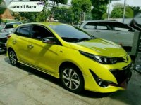 2018 Toyota Yaris TRD Sportivo dijual