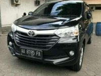 2017 Toyota Grand New Avanza E dijual