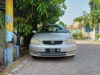2002 Toyota Corolla Altis 1.8 G dijual