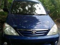 2004 Toyota Avanza dijual