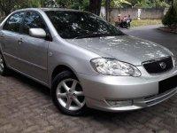 2001 Toyota Corolla Altis G MT dijual