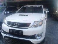 Toyota Fortuner G TRD SUV Tahun 2015 Dijual