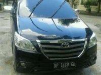 2014 Toyota Kijang Innova G 2.0 dijual