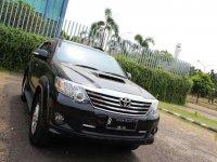 2014 Toyota Fortuner G Dijual