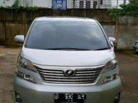 2009 Toyota Vellfire  X Dijual