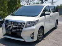 2016 Toyota Alphard G dijual