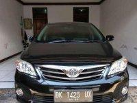 2013 Toyota Corolla Altis E dijual