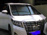 Toyota Alphard G AT Tahun 2016 Dijual