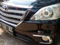 2013 Toyota Kijang Innova G 2.5 dijual