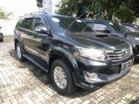 Toyota Fortuner G SUV Tahun 2013 Dijual