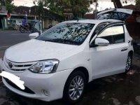 2013 Toyota Etios Valco E dijual