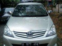 2010 Toyota Kijang Innova Q Diesel Dijual