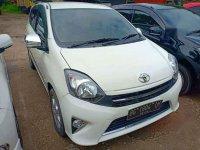 Toyota Agya G MT Tahun 2014 Dijual