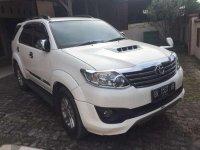 Toyota Fortuner TRD AT Tahun 2013 Dijual