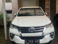 2018 Toyota Fortuner G Dijual