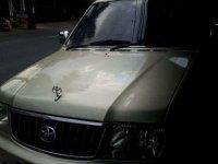 Toyota Kijang LGX MT Tahun 2003 Dijual