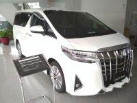 Toyota Alphard G 2018 Wagon dijual
