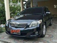 2008 Toyota Corolla Altis 1.8 V dijual