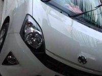 2014 Toyota Agya type G dijual