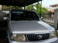 2002 Toyota Kijang LGX 2.0 dijual