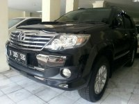 Toyota Fortuner G 2014 SUV AT Dijual