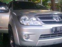 2006 Toyota Fortuner G Luxury 2.7 dijual