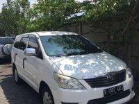 2013 Toyota Kijang Innova E 2.0 dijual
