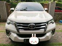 2016 Toyota Fortuner VRZ 4x2 dijual