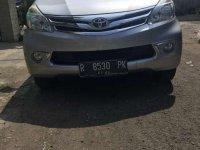 Toyota Avanza G MT Tahun 2013 Dijual