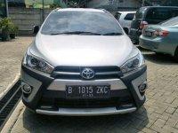2016 Toyota Yaris type Heykers dijual