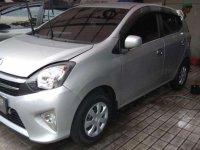 2014 Toyota Agya E dijual
