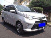 2017 Toyota Calya G MT dijual