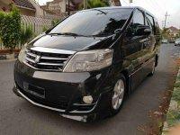 Toyota Alphard 2.4 ASG Premium Sound 2006 Dijual