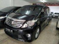 Toyota Alphard S 2012 Dijual