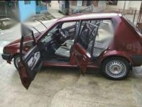 1988 Toyota Starlet 1.3 Dijual