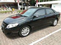 2009 Toyota Corolla Altis dijual