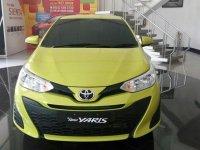 Toyota Yaris E 2018 Dijual