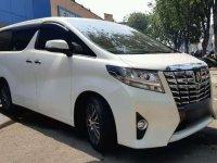 2017 Toyota Alphard G ATPM dijual