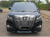 Toyota Alphard G S C Package 2015 AT Dijual