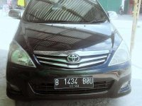 2011 Toyota Kijang Innova V Luxury dijual